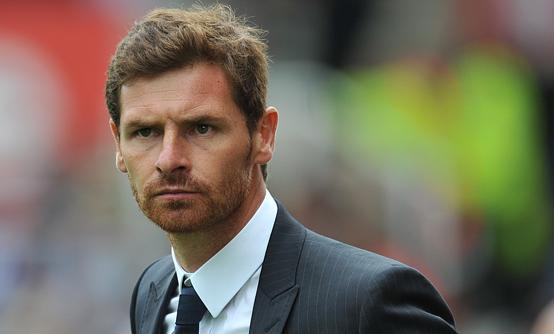 Andre Villas-Boas, Tottenham Hotspur manager - EMPICS Sport