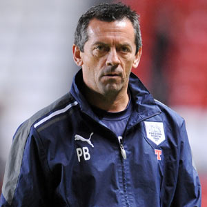 Phil Brown - PA