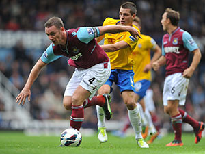 Kevin Nolan (Daniel Hambury-PA Wire)