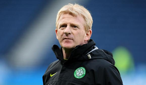 Gordon Strachan, Celtic - PA