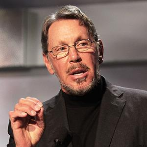 Credit: © Action Press/Rex FeaturesCaption: Larry Ellison, co-founder & Chief Executive Officer of Oracle Corp.