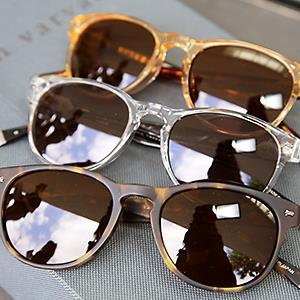 Sunglasses at the John Varvatos Boutique in West Hollywood, Calif. © Rachel Murray/Getty Images