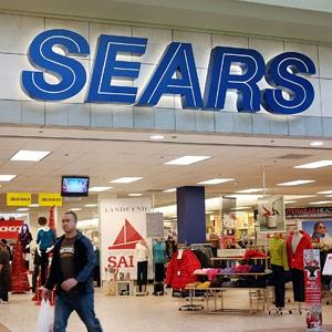 Sears store on in Milford, Connecticut Spencer Platt/Getty Images