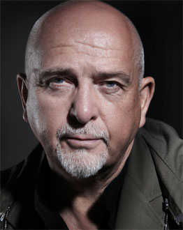Peter Gabriel. Foto: Michele Turriani