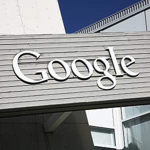 Credit: © Paul Brown/AlamyCaption: Google Headquarters in Mountain View, Silicon Valley, Calif.