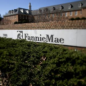 Fannie Mae headquarters in Washington D.C. © Andrew Harrer/Bloomberg via Getty Images