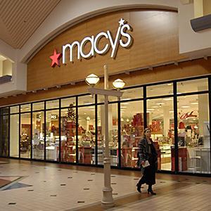 Macy's Store in Kennewick, Wash. © Francis Dean/REX