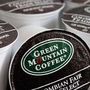 Colombian Fair Trade coffee by Green Mountain Coffee Roasters © Toby Talbot/AP