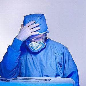Medical doctor © Corbis/SuperStock