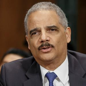 Attorney General Eric Holder testifies on Capitol Hill in Washington © J. Scott Applewhite/AP