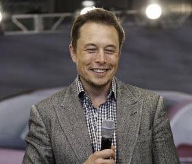 Photo by Tesla Motors.