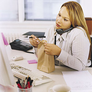 Image: Office worker © Digital Vision, Getty Images