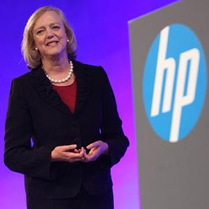 Meg Whitman, President and Chief Executive Officer of Hewlett-Packard © ChinaFotoPress/ChinaFotoPress via Getty Images