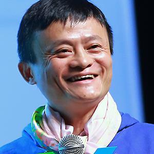 Alibaba founder Jack Ma (c) Imagechina/Corbis