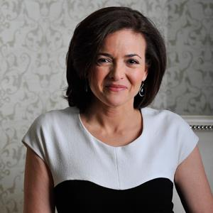 Sheryl Sandberg, COO of Facebook © Matt McClain for The Washington Post via Getty Images