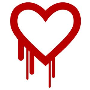 Heartbleed logo Credit: Codenomicon