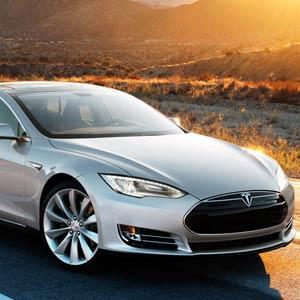 Tesla Model S © Tesla