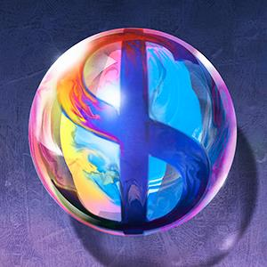 Bubble with dollar sign © Ikon Images/Corbis