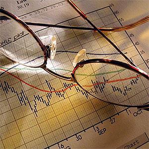 Image: Stock market report © Corbis