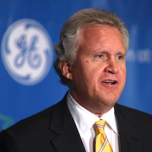 General Electric Co. CEO Jeffrey Immelt