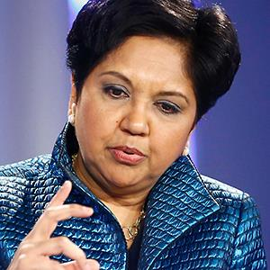 Credit: © Ruben Sprich/ReutersCaption: Indra Nooyi, Chairman and Chief Executive Officer of PepsiCo