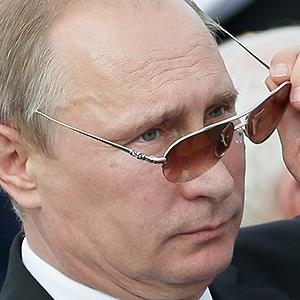 Credit: © Metzel Mikhail/ITAR-TASS/CorbisCaption: Russia's President Vladimir Putin
