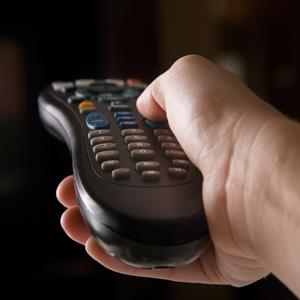 Cable TV remote © Jared DeCinque/Getty Images