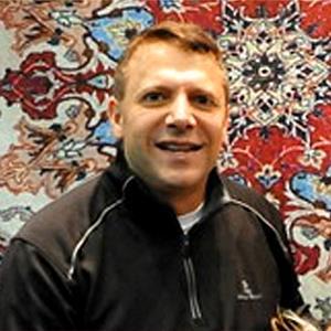 Joe Hadeed of Hadeed Carpet CleaningCredit: Courtesy of Hadeed Cleaning Services via Facebook, www.facebook.com/hadeedcarpet