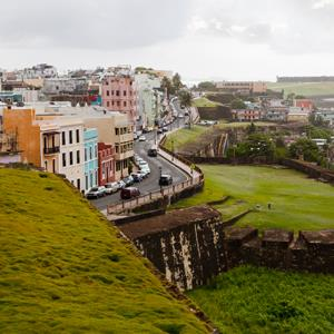San Juan, Puerto Rico© bdnegin/ iStock / 360/Getty Images