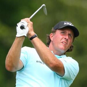 File photo of Phil Mickelson in July 2012 (© Hunter Martin/Getty Images)