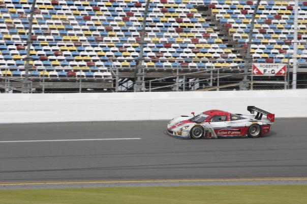No. 5 Action Express Racing Corvette DP