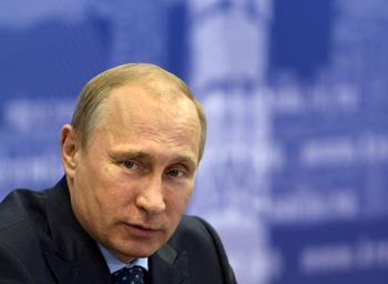 El presidente ruso, Vladimir Putin (© ASSOCIATED PRESS)