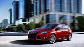 2014 Ford Focus. Photo by Ford.