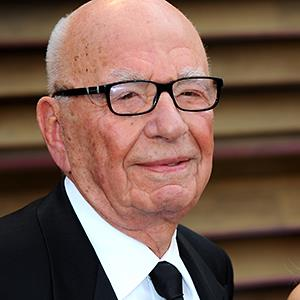 Rupert Murdoch, Chairman of News Corporation © Anthony Harvey/Getty Images